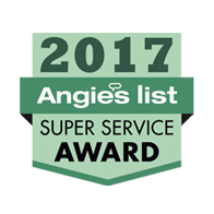 Northstar Seamless Gutter - Angie's List Super Service Award